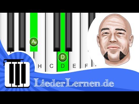 Unheilig - An deiner Seite - Klavier lernen - Musiknoten - Akkorde