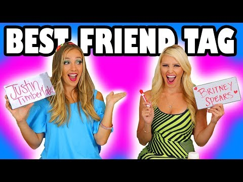 Best Friend Challenge with Mystery Box of Weird Food. Totally TV
