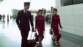 видео Авиакомпания Qatar Airways (Катарские Авиалинии)