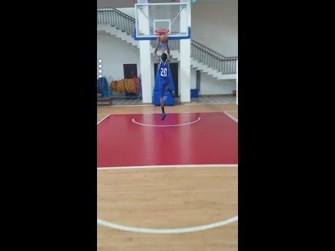 NBA Academy India Top Athlete (IG Jvandescure)