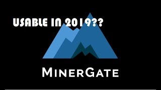 MINERGATE MINING POOL IN 2019?? MINE CRYPTO IN UNDER 5 MINUTES!
