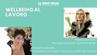Chiacchierata con Marianna Benatti Wellbeing & Employer Branding Leader @ Deloitte