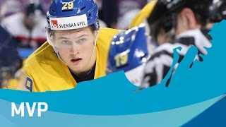 Nylander impresses for Sweden | #IIHFWorlds 2017
