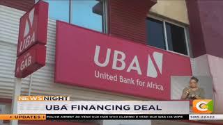UBA Kenya in a loan syndicate