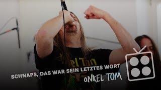 """Onkel Tom """"Schnaps, das war sein letztes Wort"""" bei MG KITCHEN TV"""