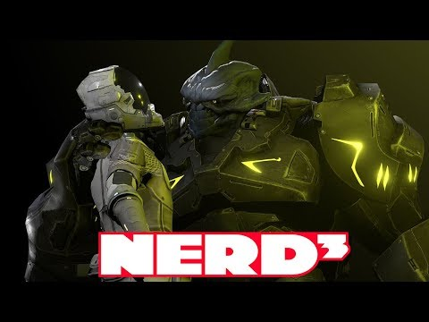 Nerd³ Recommends Quarantine Circular - The Awkward First Contact