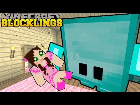 Thumbnail: Minecraft: BLOCK PETS (PET BLOCKS THAT CAN DO ANYTHING!) Mod Showcase