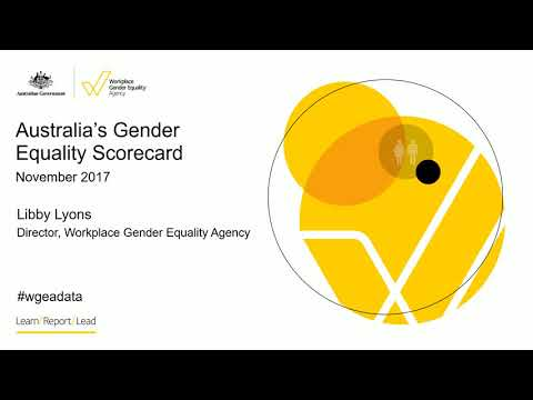 Perth in Focus   Workplace Gender Equality Agency 2017 National Data Launch