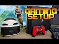 My NEW Gaming Setup & Room Tour 2017!! - RobinGaming