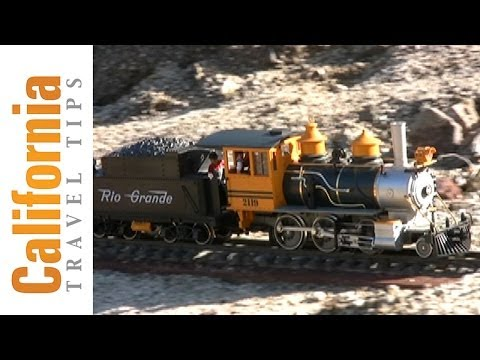 Model Trains – LGB model train display