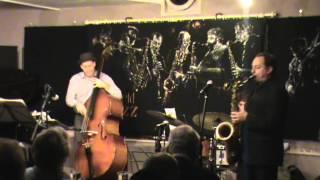 Wakefield Jazz ~ Alex Garnett