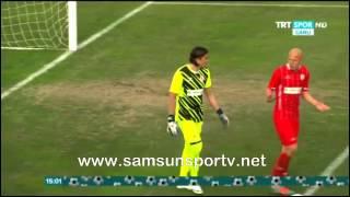 Giresunspor'un Kaçırdığı Penaltı Pozisyonu!
