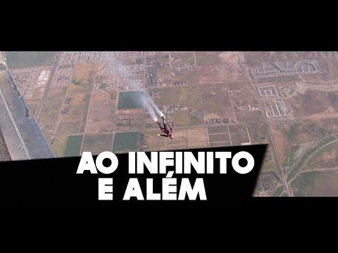 Luigi Cani Conta Suas Aventuras Como Paraquedista - #48