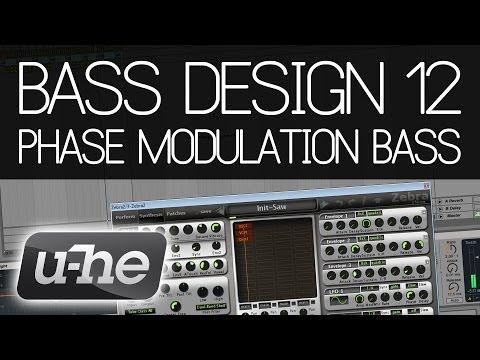 Bass Design 12: Phase Modulation Bass with Zebra 2