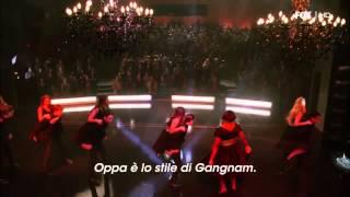 Glee 4x08 - Gangnam Style