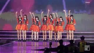 190127 AKB48 Team TP - Go Forward @ AKB48 Group Asia Festival [Fancam 4K 60p]