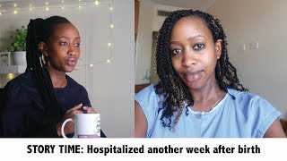 Part 2/4: STORY TIME; Hospitalized for 2 weeks, gallbladder removal, my new self care routine
