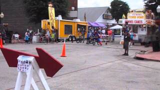 Freestyle Connection BMX Stunt Team at the Superman festival 2015, Superman makes a jump!!!
