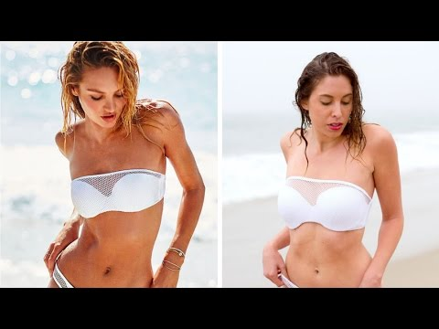 Thumbnail: What It's Really Like To Model Victoria's Secret Swimsuits