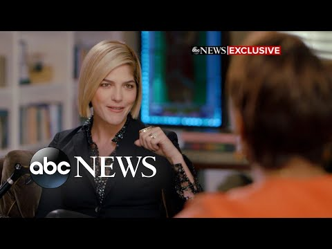 Actress Selma Blair opens up about 'tears' and 'relief' of MS diagnosis l GMA