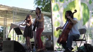 "Brooke Annibale - ""Yours and Mine"" at Musicians Corner"