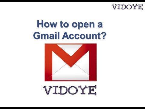 How to open a Gmail Email Account? How to make a new Gmail id?