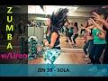 Zumba SOLA zin 59