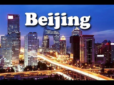 CHINA CAPITAL CITY BEIJING - YouTube