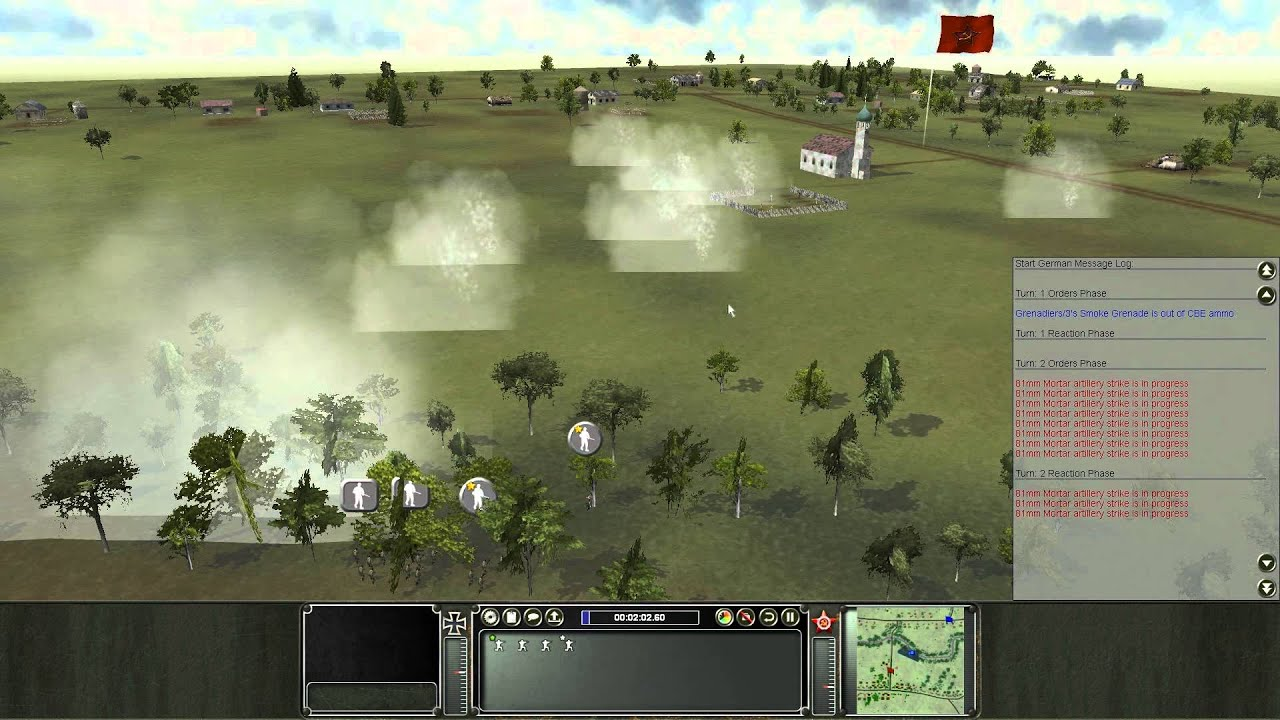 Panzer Command: Ostfront Boot Camp - Tutorial 1 - YouTube