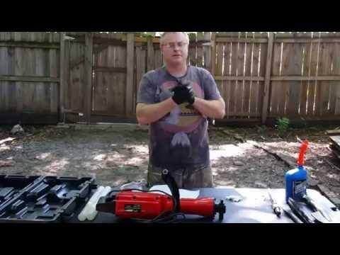 Demolition hammer part 1