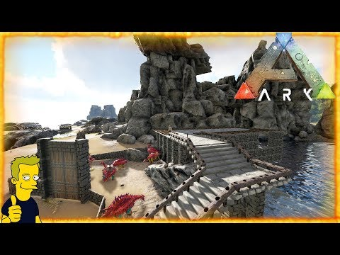 ANKY ENCLOSURE AND GREENHOUSE PROJECT BUILD STAGE 1 ARK: Survival Evolved S4 E26
