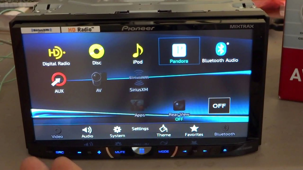 hight resolution of pioneer avh x5500bhs avh x8500bhs review