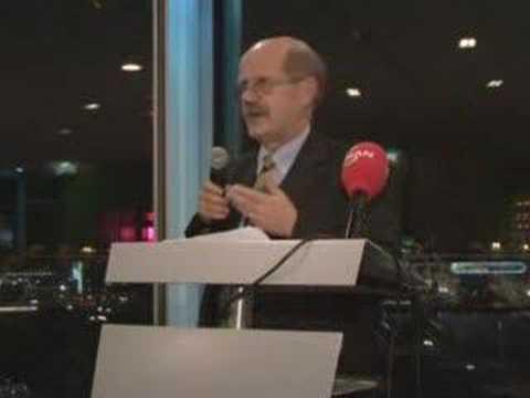 Gulen Conference Rotterdam: Simon Robinson