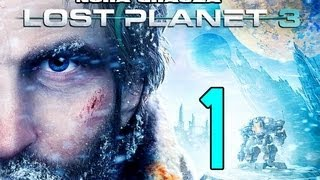 Lost Planet 3 PL - Gameplay #1 - PS3