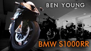 Ben Young - First Look at BMW Superbike