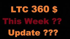 LTC prediction or this week , LTC analysis, LiteCoin markets update