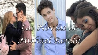 LAS NOVIAS DE MICHAEL RONDA