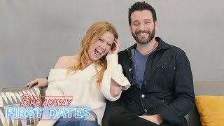 Broadway First Dates: Patti Murin and Colin Donnell