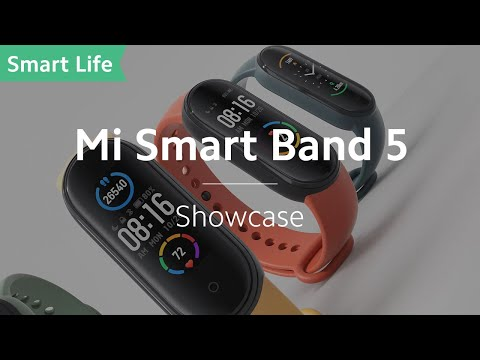 Mi Smart Band 5: Go Smart, Live More