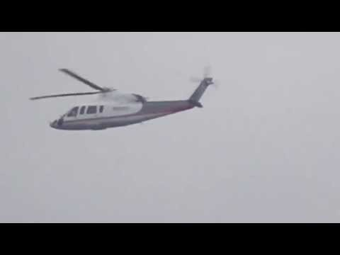 Executive Helicopter Flight In Austell In(HD) Austell,Ga.8-6