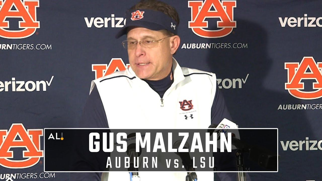 Gus Malzahn Recaps Auburn Football S 23 20 Loss At Lsu