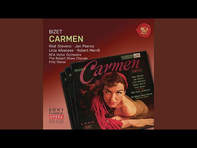 Carmen: Entr'acte, Act IV