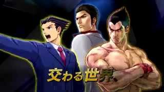 Project X Zone 2 Brave New World - TGS 2015 Trailer