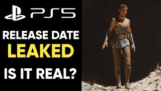 PS5 RELEASE DATE LEAKED! - Is It Real?