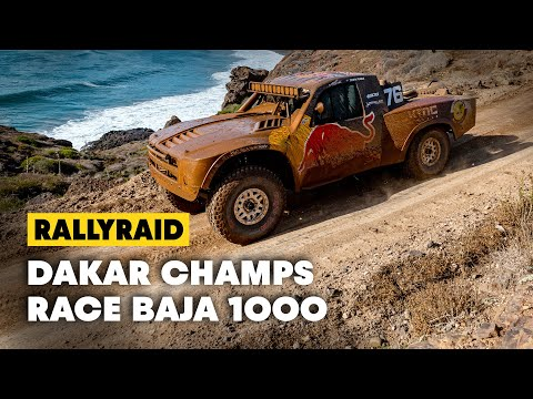 Dakar Rally Champions Take On The 2019 Score Baja 1000 Desert Race