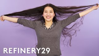 Why I Shaved Off 33 Inches Of Hair | Hair Me Out | Refinery29
