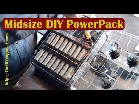 Medium DIY PowerPack