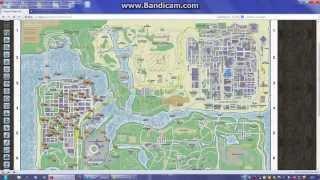 Карта находок для GTA San Andreas.