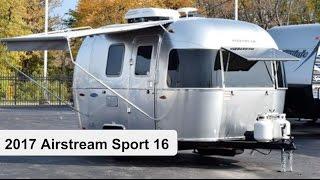 2017 Airstream Sport 16 | Travel Trailer