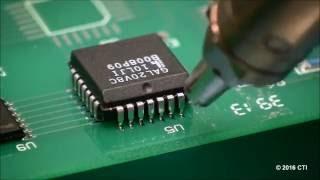 Master Soldering:   IPC-J-STD-001  Soldering Techniques